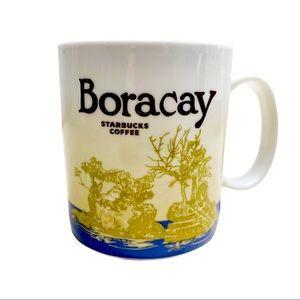 Starbucks Philippines Boracay Collector City Mug